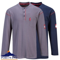 Bizflame Henley Crew - FR02