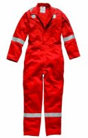 Dickies Firechief Pyrovatex Coveralls - FR5060X