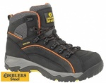 Amblers Steel Waterproof Safety Boots - FS193