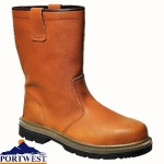 Portwest Unlined Steelite Rigger Boot  - FW06