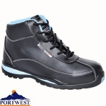 Steelite Ladies Safety Boot S1P HRO - FW38