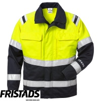 Fristads Flamestat High Vis Class 2 Jacket 4176 ATHS - 120929