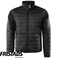 Fristads Green Lightweight Quilted Jacket 4101 GRP - 130806