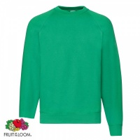 Fruit of the Loom Classic Raglan Sweatshirt - SS270