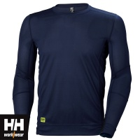 Helly Hansen Hh Lifa Crewneck Base Layer Top - 75105