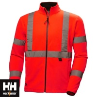 Helly Hansen Addvis Hi Vis Class 3 Fleece Jacket - 72171
