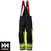 Helly Hansen Alna Class 1 Winter Trousers with Braces - 71494