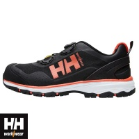Helly Hansen Chelsea Evolution Aluminium Toe Cap Safety Trainer - 78230
