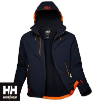 Helly Hansen Chelsea Evolution Hooded Softshell Jacket - 74140