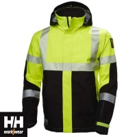 Helly Hansen ICU Hi Vis 3 Layer Shell Jacket - 71172