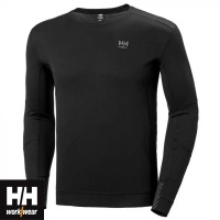 Helly Hansen Lifa Active Crewneck Baselayer Top - 75117