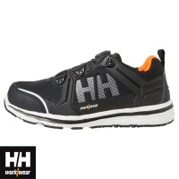 Helly Hansen Oslo Low Cut Aluminium Toe Cap BOA Safety Trainer - 78228