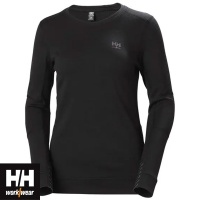 Helly Hansen Women's Lifa Merino Crewneck Baselayer Top - 75209
