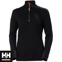 Helly Hansen Women's Lifa Merino Half Zip Baselayer Top - 75210