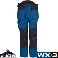 Portwest WX3 4-way Stretch Holster Trouser - T702