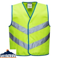 Portwest Childrens Hi-Vis Vest - JN15