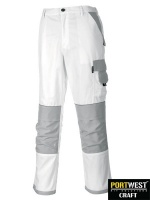 Portwest Craft / Painters Trousers - KS54