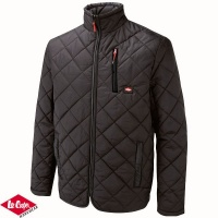 Lee Cooper Quilted Jacket - LCJ436