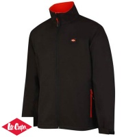 Lee Cooper Bonded Softshell Jacket - LCJKT450