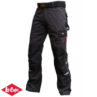 Lee Cooper Detail Workwear Trouser - LCPNT236