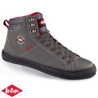 Lee Cooper Grey Baseball Style Safety Boot - LC022G
