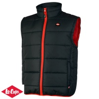 Lee Cooper Lightweight Padded Vest/Body Warmer - LCVST706