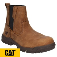 Cat Ladies Abbey Slip On  Water Resistant Safety Boot - ABBEY