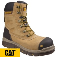 Cat Premier Waterproof Safety Boot - PREMIER