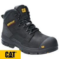 Cat Bearing Lace Up Waterproof Safety Boot - BEARING