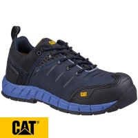Cat Byway Lace Up Safety Trainer - BYWAY