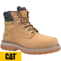 Cat Fairbanks Lace Up Safety Boot - FAIRBANKS