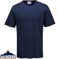 Portwest Monza Moisture Wicking T-Shirt - B175
