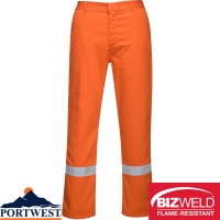 Portwest Bizweld Flame Resistant Iona Trouser - BZ14