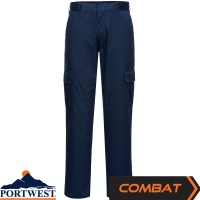 Portwest Slim Fit Combat Trouser - C711