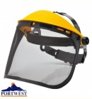 Browguard with Mesh Visor - PW93