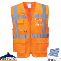 Portwest Athens MeshAir Executive Vest - C376