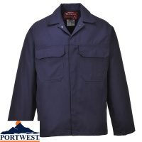 Portwest Bizweld Flame Retardant Jacket - BIZ2