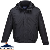 Portwest Calais Waterproof Breathable Bomber Jacket - S503