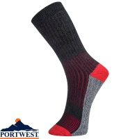 Portwest Coolmax Hiker Work Socks - SK12