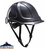 Portwest Endurance Carbon Look Safety Helmet - PC55