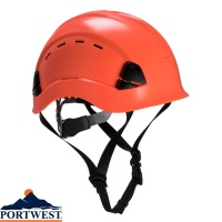 Portwest Height Endurance Mountaineer Safety Helmet  - PS73