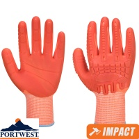 Portwest Supergrip Impact HR Cut Resistant Glove - A728