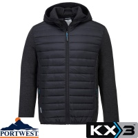 Portwest KX3 Insulated Baffle Jacket - T832