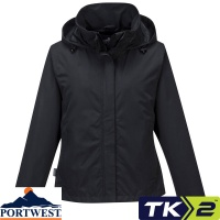Portwest Ladies Corporate Shell Workwear Jacket - S509