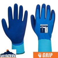 Portwest Liquid Pro Waterproof Grip Glove - AP80