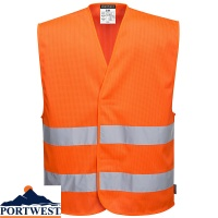 Portwest MeshAir Hi-Vis Two Band Vest - C374