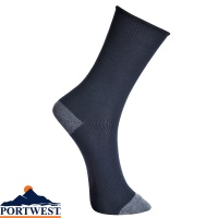 Portwest ModaFlame Flame Retardant Protex Work Socks - SK20