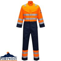 Portwest Modaflame RIS Flame Resistant Coverall - MV29