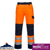 Portwest Modaflame RIS Flame Resistant Trouser - MV36
