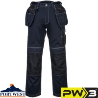Portwest PW3 Urban Work Holster Trousers - T602